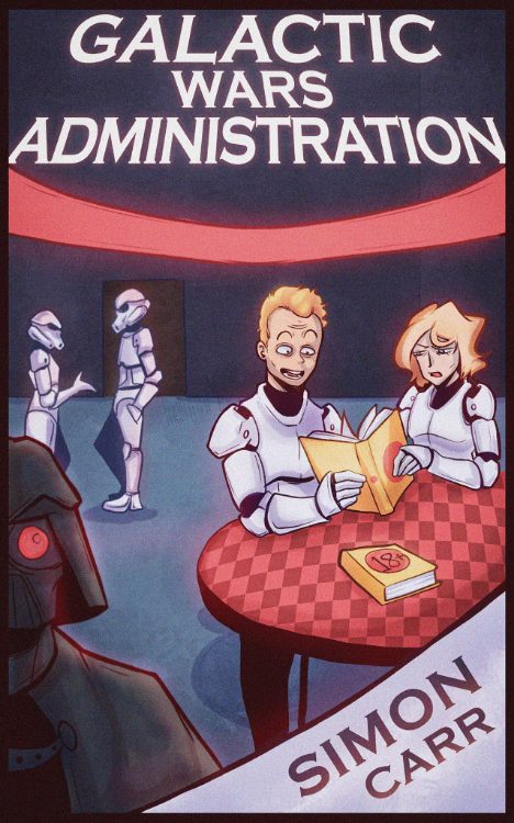 New book: Galactic Wars Administration