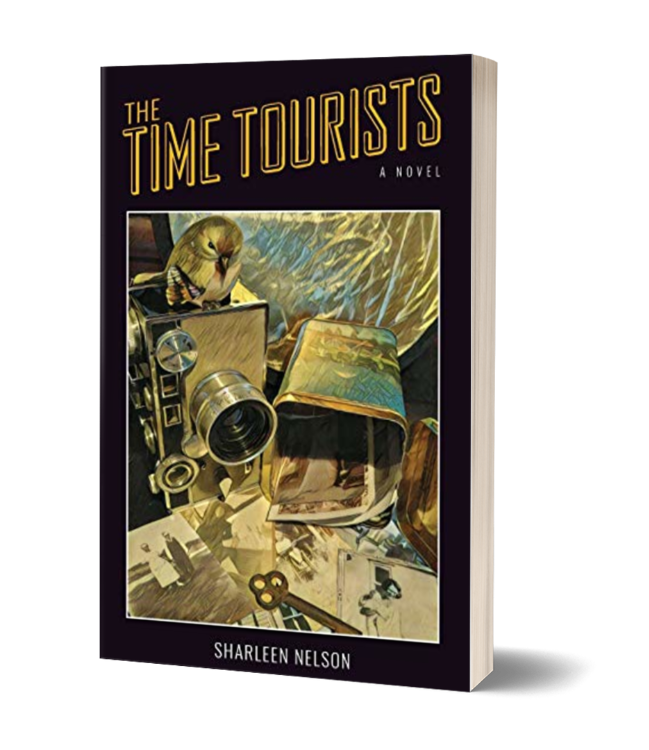 The Time Tourists by Sharleen Nelson