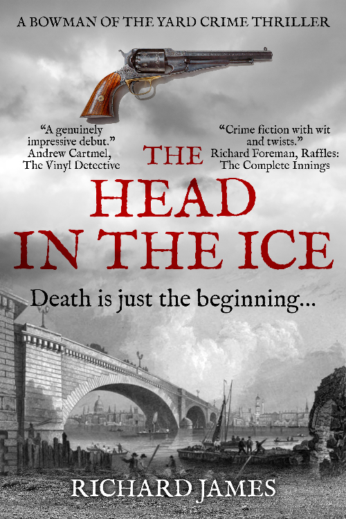 The Head In The Ice by Richard James