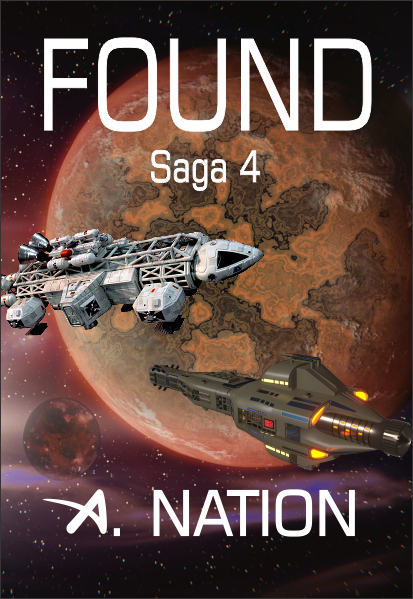 Found, The Lost Ones by A. Nation
