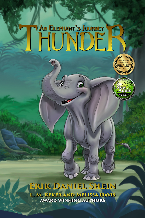 Thunder an Elephants Journey by erik shein