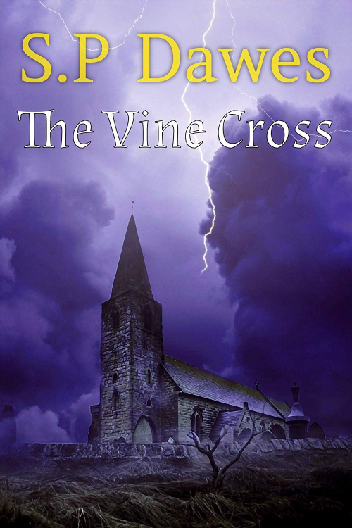 The Vine Cross by Sally Dawes