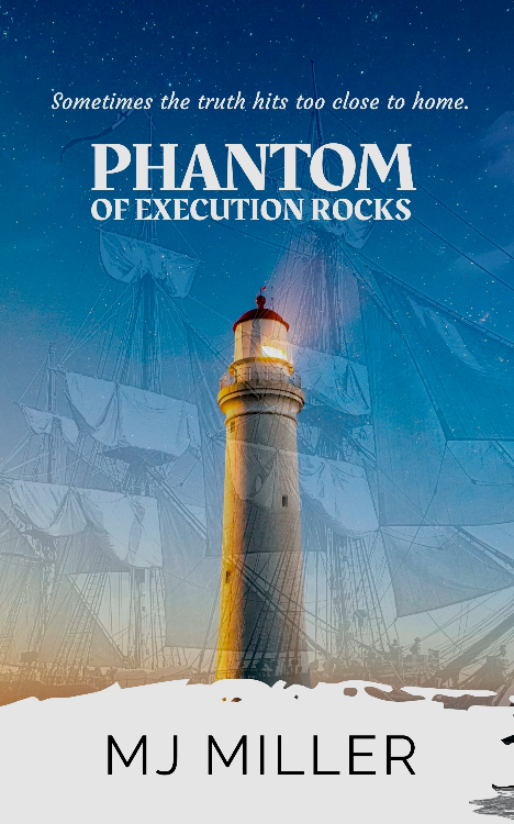 New book: Phantom of Execution Rocks