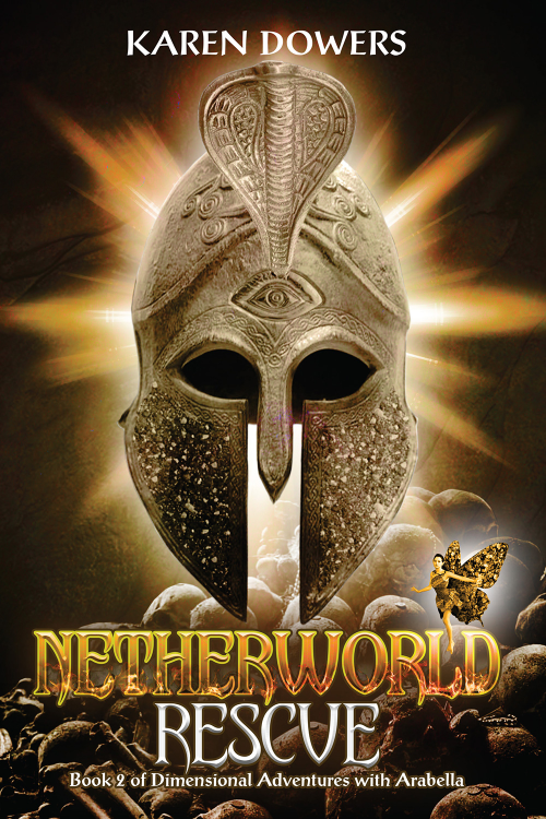New book: Netherworld Rescue: Arabella and Durango Cowboys' Quest For Justice