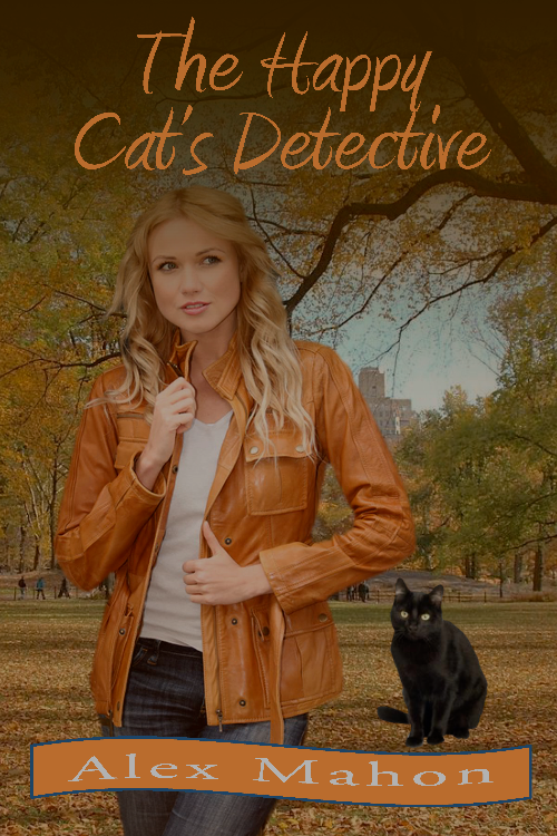 The Happy Cat's Detective by Alex Mahon