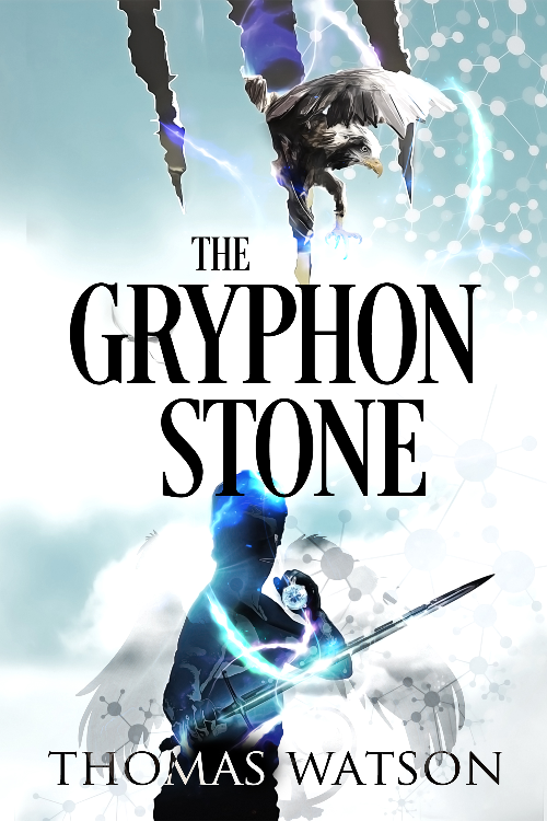 New book: The Gryphon Stone