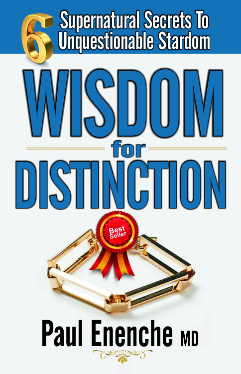 New book: WISDOM FOR DISTINCTION