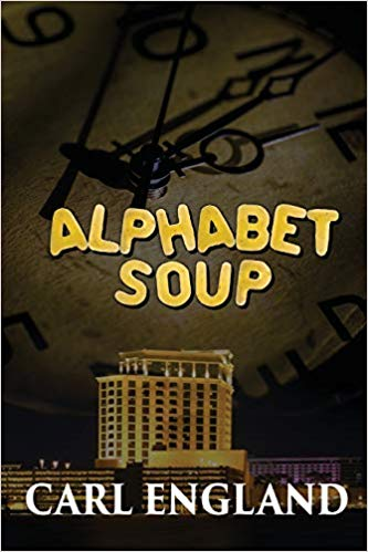 Alphabet Soup by Carl j England