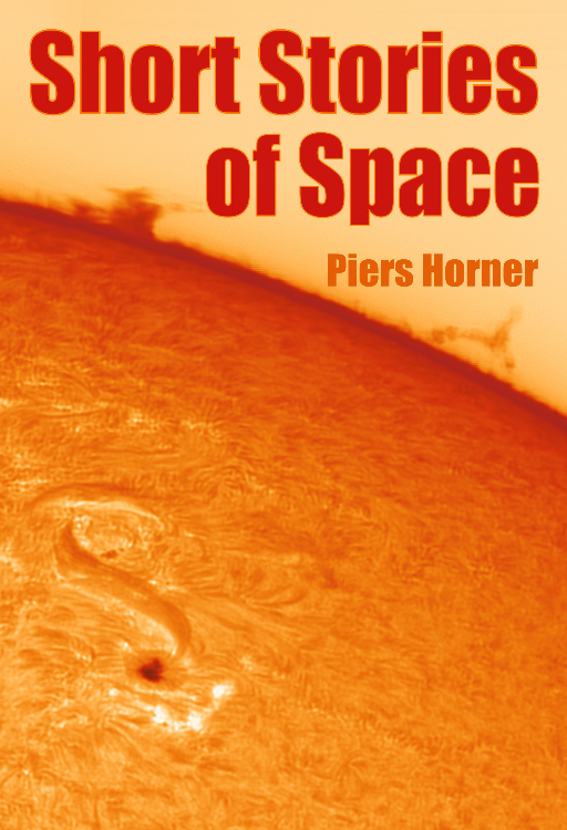 New book: Short Stories of Space