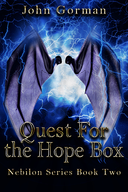 New book: Quest For The Hope Box