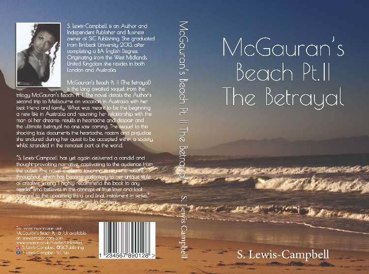 New book: McGauran's Beach, The Betrayal