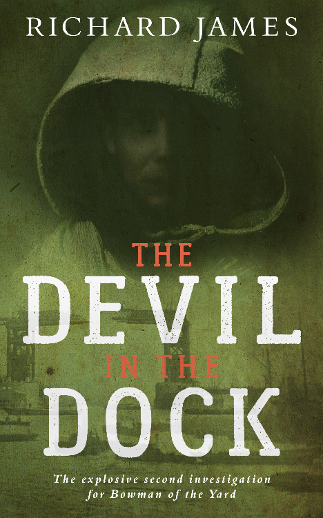 New book: The Devil In The Dock