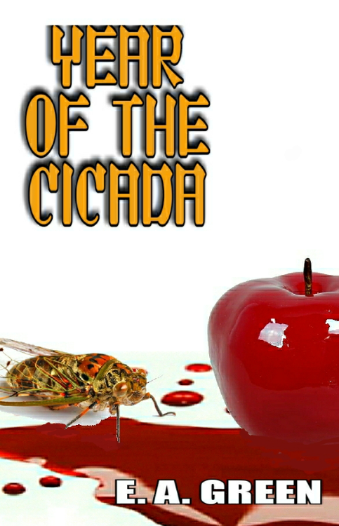 Year Of The Cicada by Ed Green