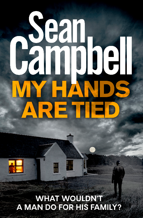 New book: My Hands Are Tied