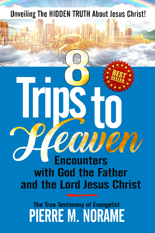 New book: 8 TRIPS TO HEAVEN: Encounters With God The Father and The Lord Jesus Christ: The Hidden Truth About Jesus Christ!