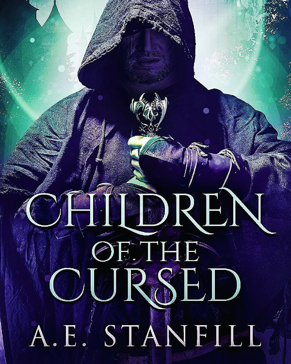 New book: Children Of The Cursed