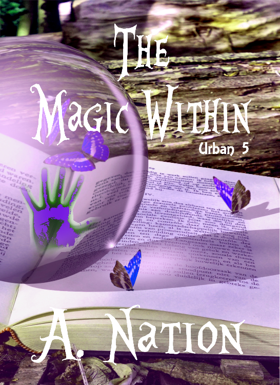 New book: The Magic Within