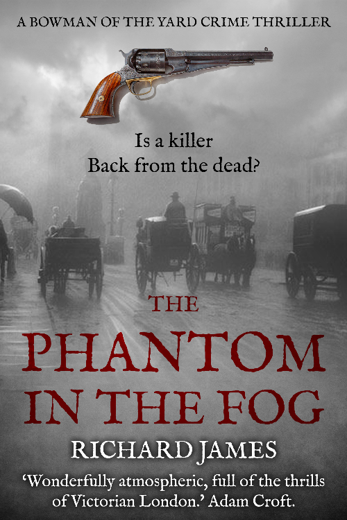 The Phantom In The Fog by Richard James
