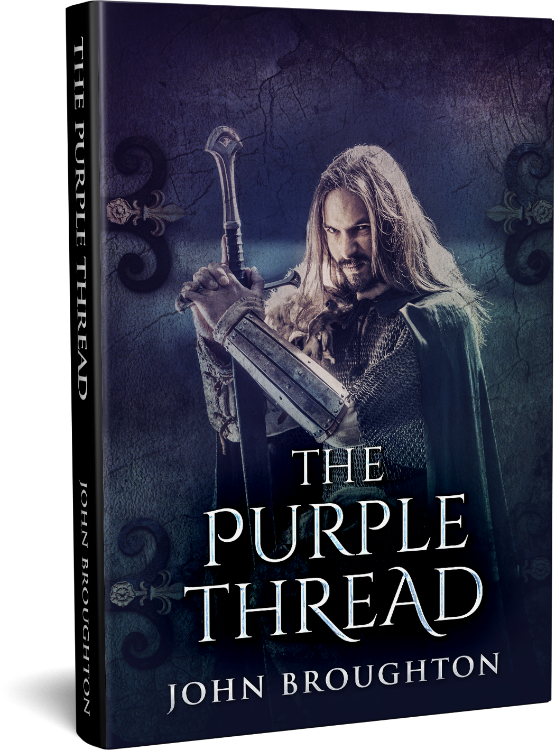 The Purple Thread by John Richard Broughton