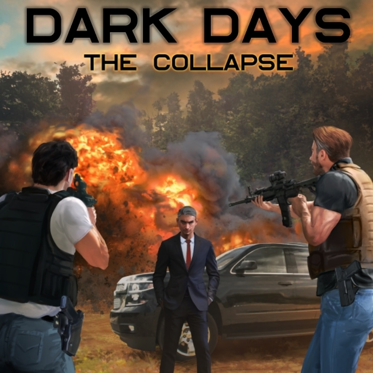 Dark Days: The Collapse by James Davis