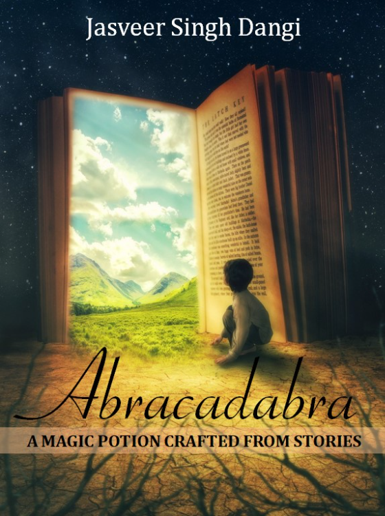 New book: Abracadabra - A Magic Potion Crafted from Stories