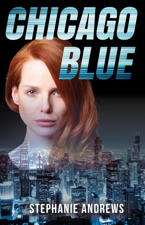 Chicago Blue by Stephanie Andrews