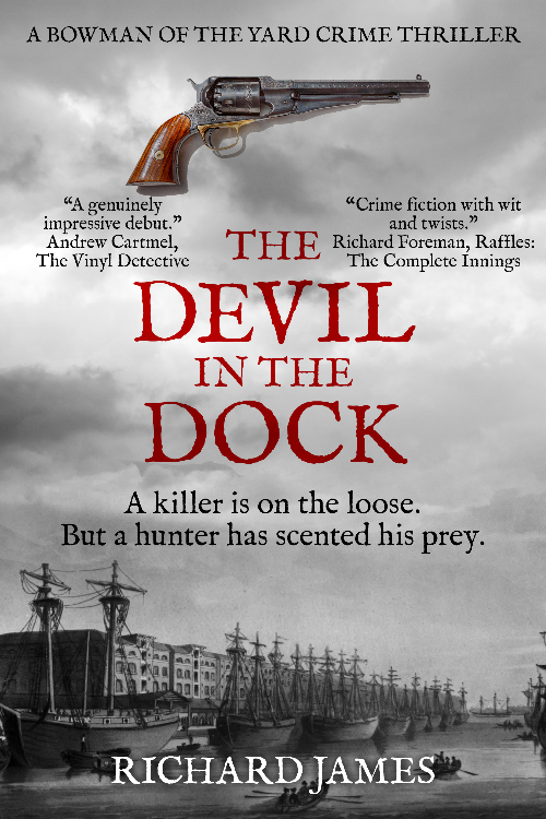 The Devil In The Dock by Richard James