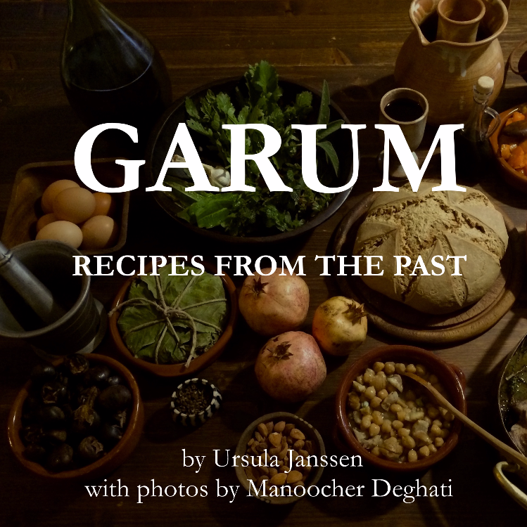 GARUM: Recipes from the Past by Ursula Janssen